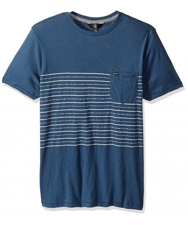 Volcom Mens Threezy Knit Shirt