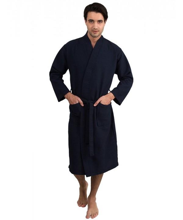 TowelSelections Waffle Bathrobe Kimono X Large