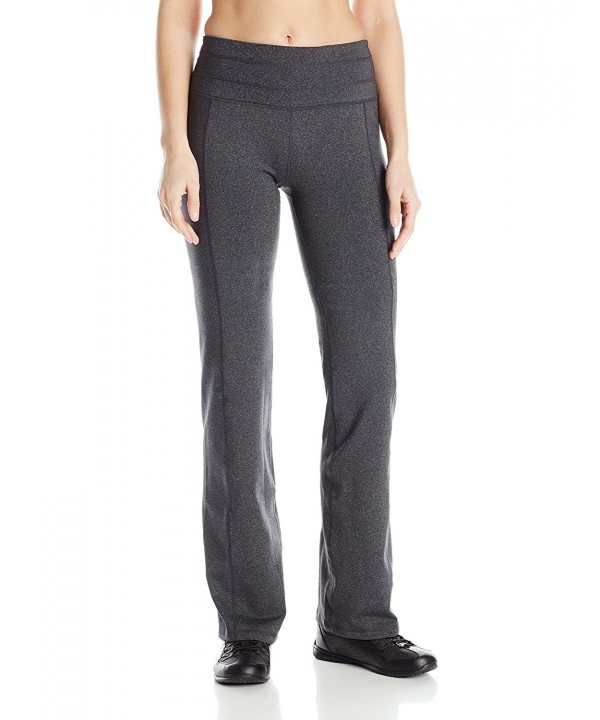 prAna Womens Contour Charcoal Heather