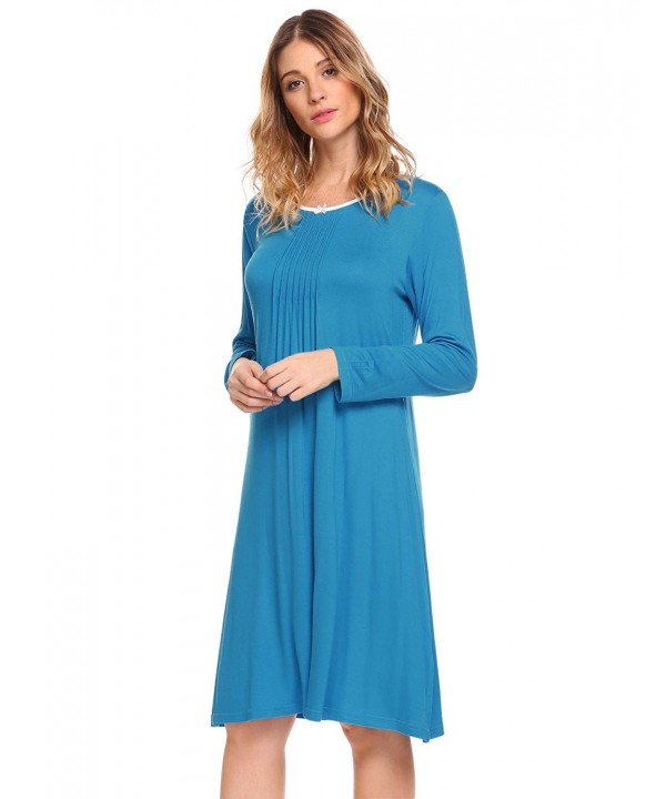 MAXMODA Sleepwear cotton ladies sleepwear