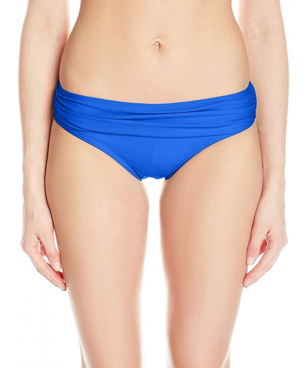 Quintsoul Womens Midrise Pleated Full Coverage