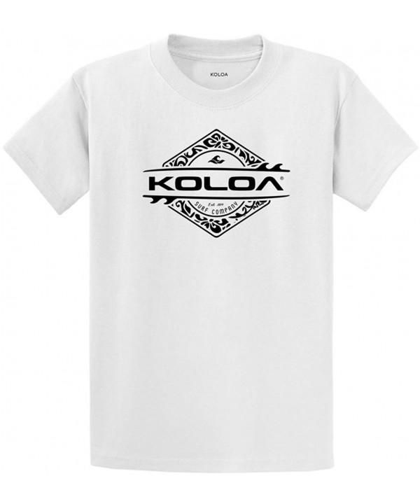 Koloa Surf Diamond Thruster Cotton