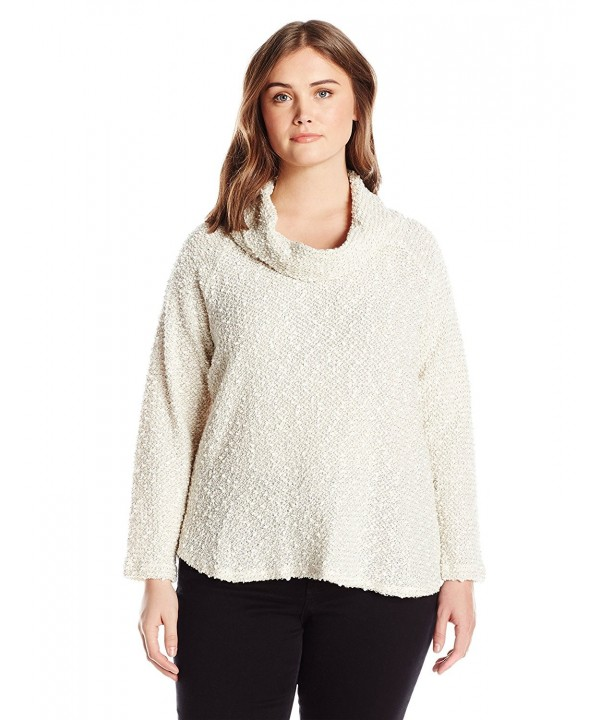 Ruby Rd Cowl Neck Pullover Sweater