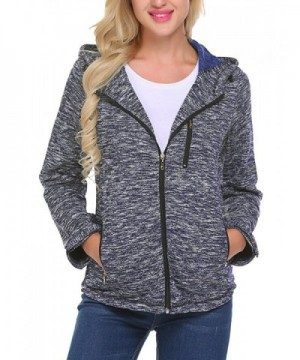 Unibelle Womens Cotton Hoodie Jacket