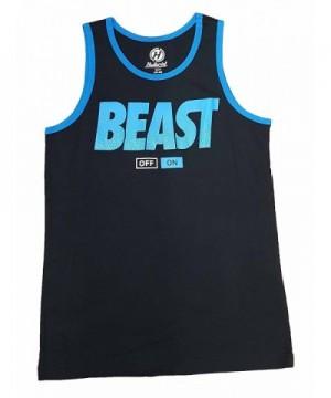 Beast Tank Top Small 34