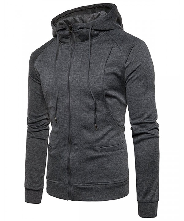 Active Hoodies Jacket Pullover Sweatshirts