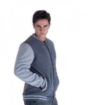 Popular Men's Fleece Coats Online
