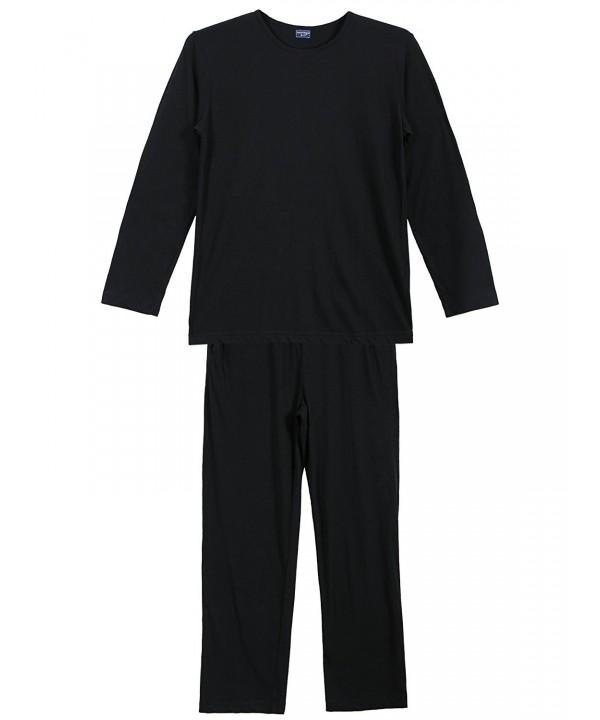 Cotton Pajama Sleepwear Loungewear Colors