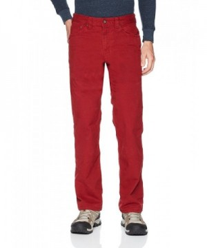 prAna Bronson inseam Pants Crimson