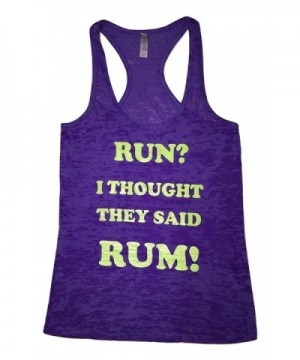 Gym Time Designs Thought Racerback