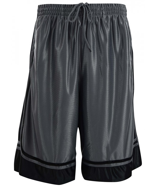 ChoiceApparel Training Basketball Pockets Charcoal