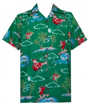 Alvish Hawaiian Shirt Christmas Holiday