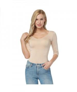 YOUCOO Womens Bamboo Undershirts Organic