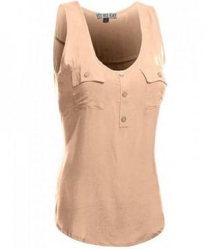 ViiViiKay High Low Shirred Pockets 25_Khaki