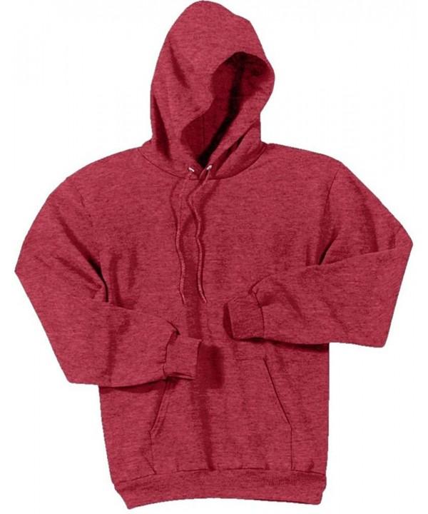 Joes USA TM Hoodies Sweatshirts Heather Red S