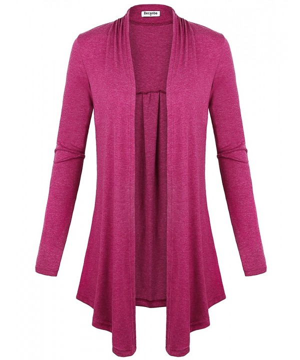 Becanbe Womens Sleeve Cardigan XX Large