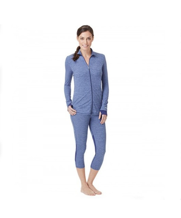 Cuddl Duds Atheltic Softech Jacket