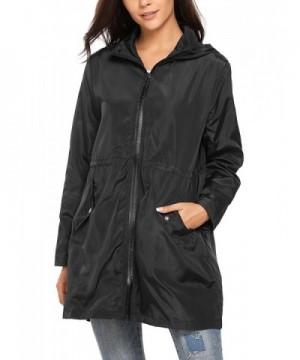 Elesol Packable Raincoat Outdoor Jacket