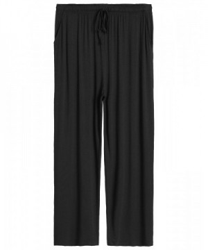 Latuza Mens Lounge Pants Black