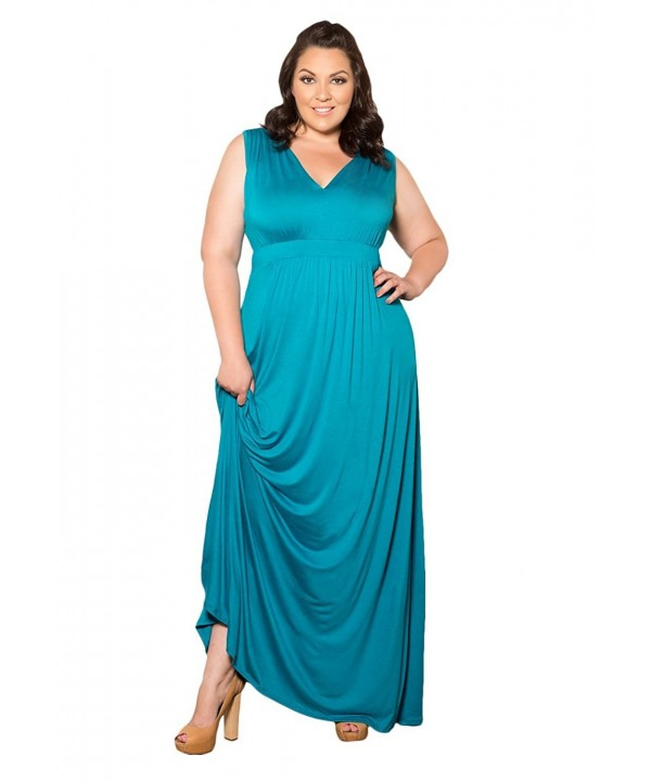 Designs Womens Plus Size Sleeveless