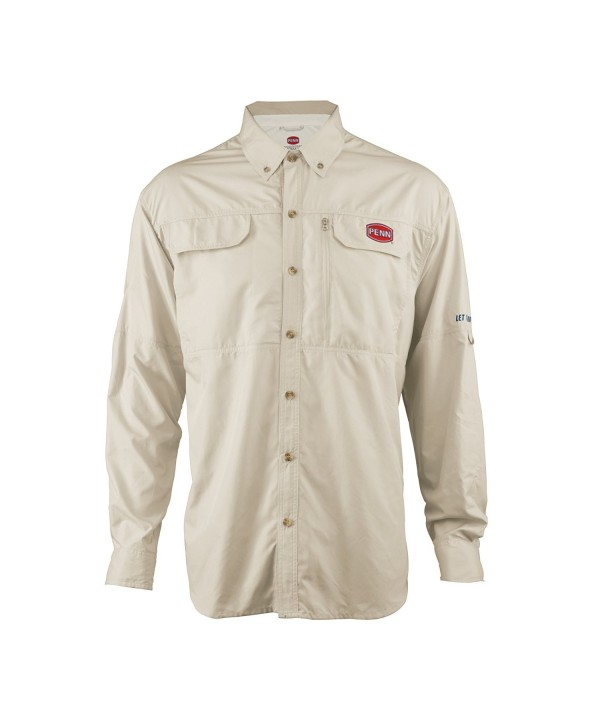 Penn LSVPENSDTANL Vented Performance Shirts