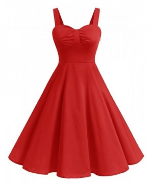 DRESSTELLS Audrey Rockabilly Pleated Vintage