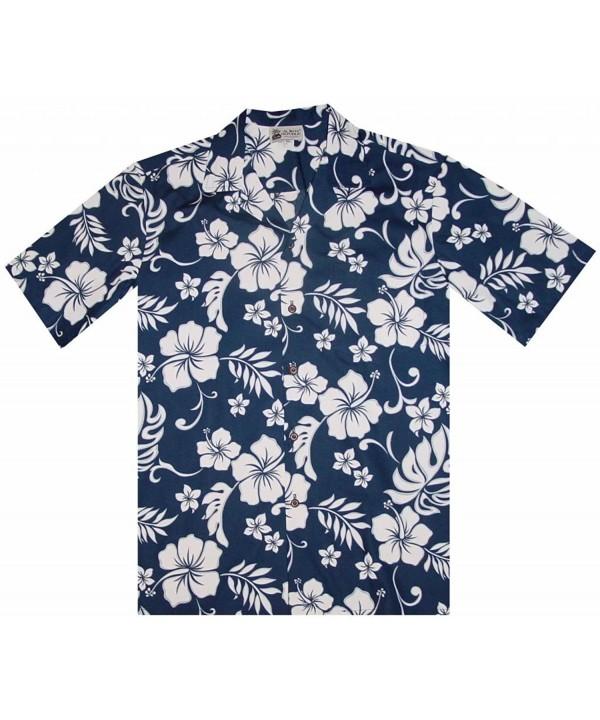 Classic Vintage Floral Flowers Hawaiian