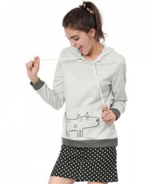 Cheap Real Women's Fashion Hoodies Outlet
