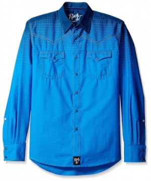 Wrangler Pocket Front Sleeve Shirt