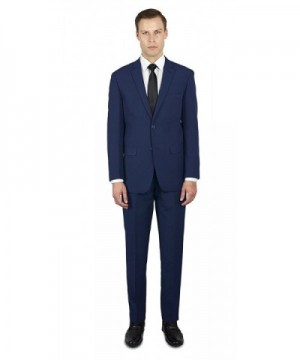Alain Dupetit Mens Button Suit