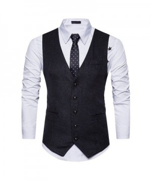 WULFUL Waistcoat Business Gentleman Vintage