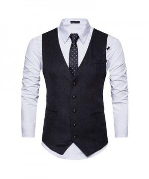 WULFUL Waistcoat Business Gentleman Vintage