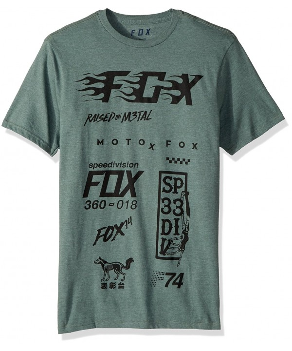Fox Managing Short Sleeve Fatigue