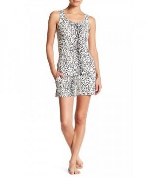 BHPJ Bedhead Pajamas Sleeveless Cheetah