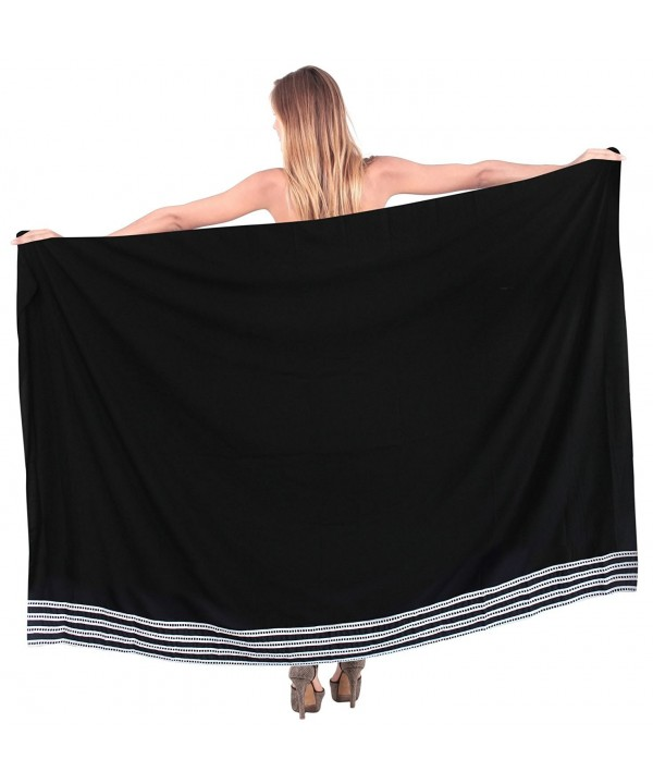 Leela Bathing Sarong Swimsuit Womens