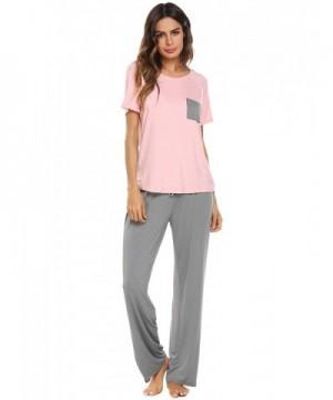 Vansop Womens Cotton Sleepwear Pajamas