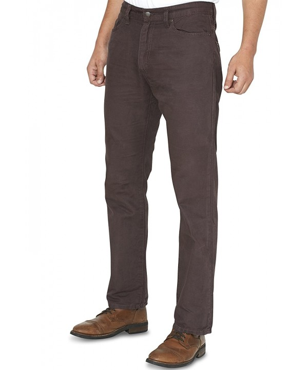 Outdoor Life Straight Canvas Pants