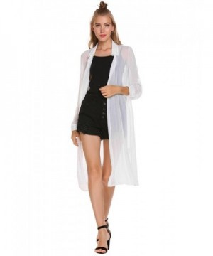 zeagoo Womens Sleeve Cardigan Button