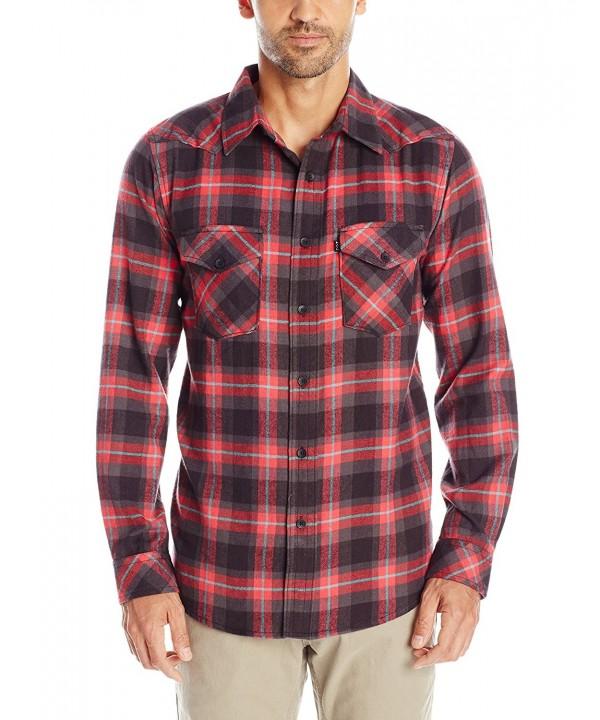 KAVU Mens Shirt Southwest Medium