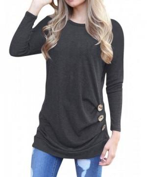Anicco Womens Sleeve T Shirt Black L