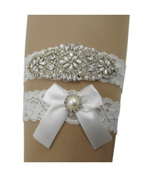 Kirmoo Vintage Bridal Wedding Garters