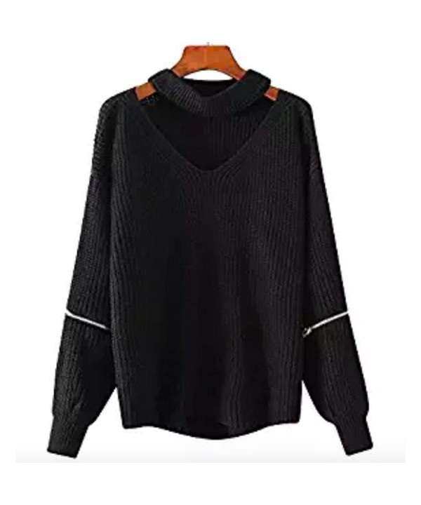 Neal LINK Knitted Pullover Sweater