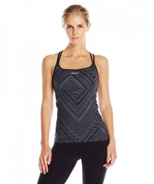 Womens Moonlight Racerback Tribal X Large