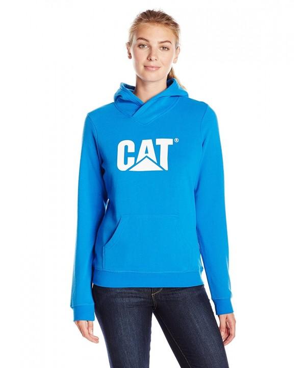 CAT Womens Workwear Trademark Sapphire