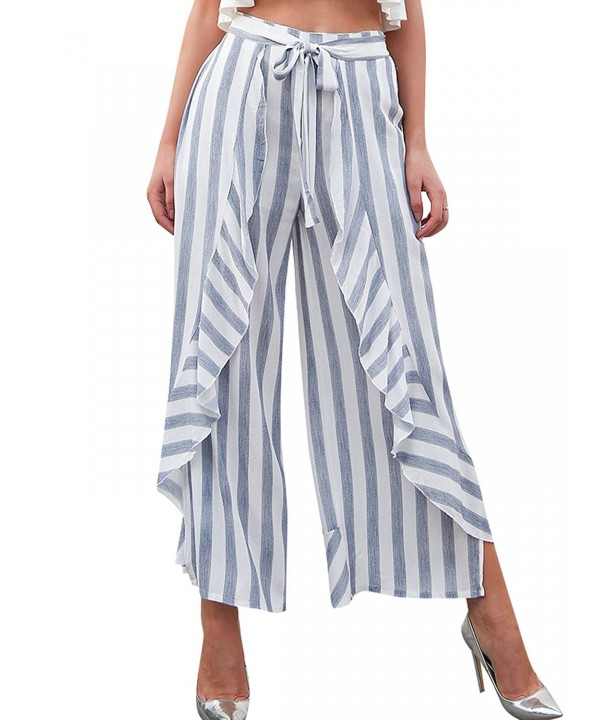 Missy Chilli Womens Chiffon Trousers
