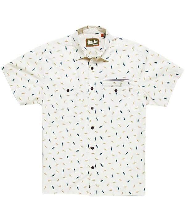 Howler Brothers Aransas Shirt Off White