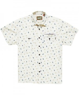 Howler Brothers Aransas Shirt Off White