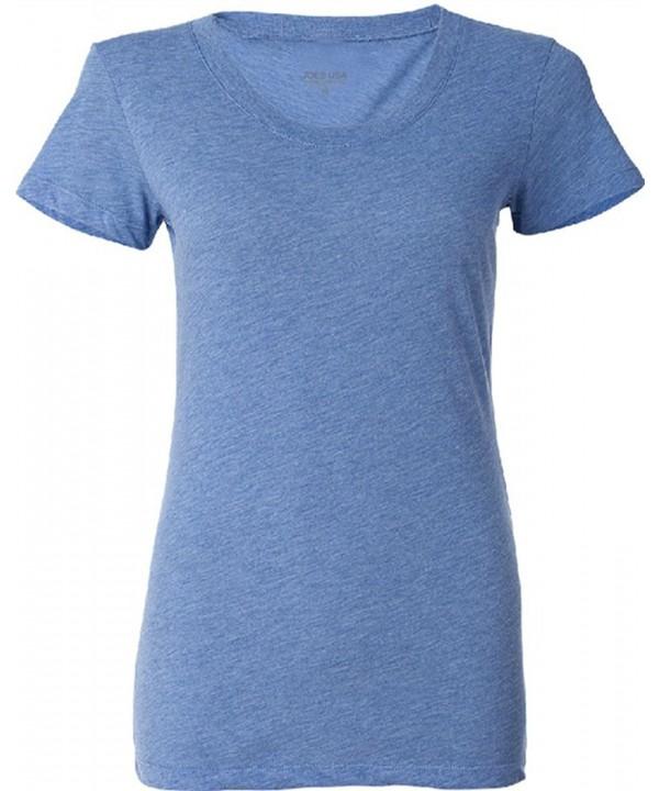 Joes USA Ladies Triblend T Shirts