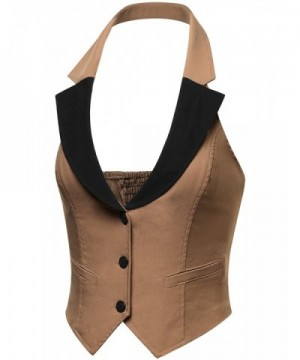 Women's Fashion Vests Outlet Online