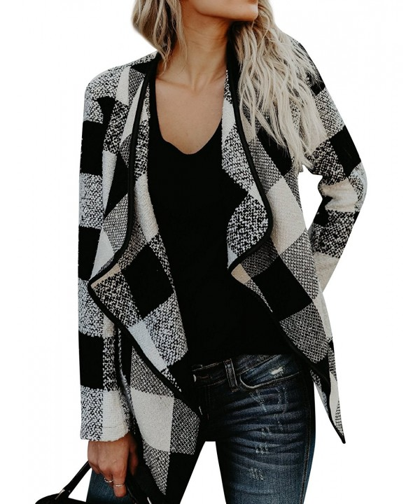 WLLW Women Cardigan Blends Outerwear